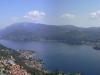panorama lago d'orta
