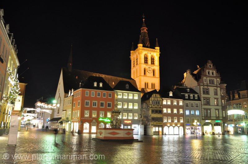 Hauptmarkt / Gangolfskirche